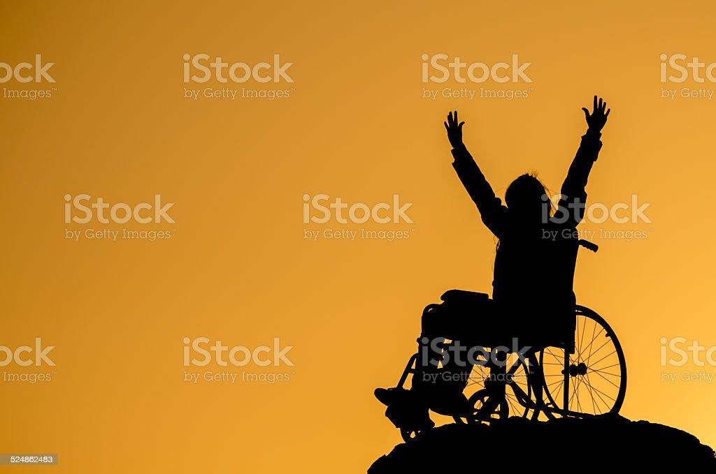 Rollstuhl – Foto
