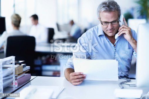 513583458 istock photo When an email just won't do... 511789397