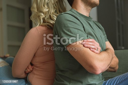 680684660 istock photo When conflict creeps into a marriage 1200051997