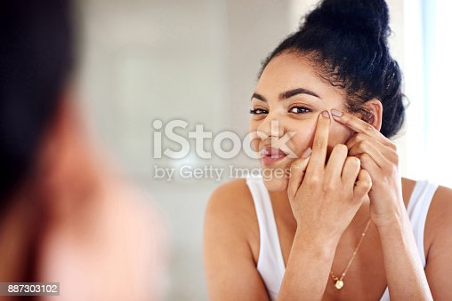 istock When did this spot pop up now? 887303102