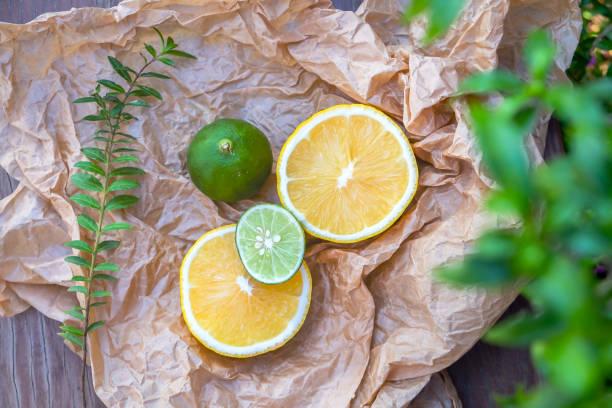 When life give you lemons, let's make lemonade stock photo