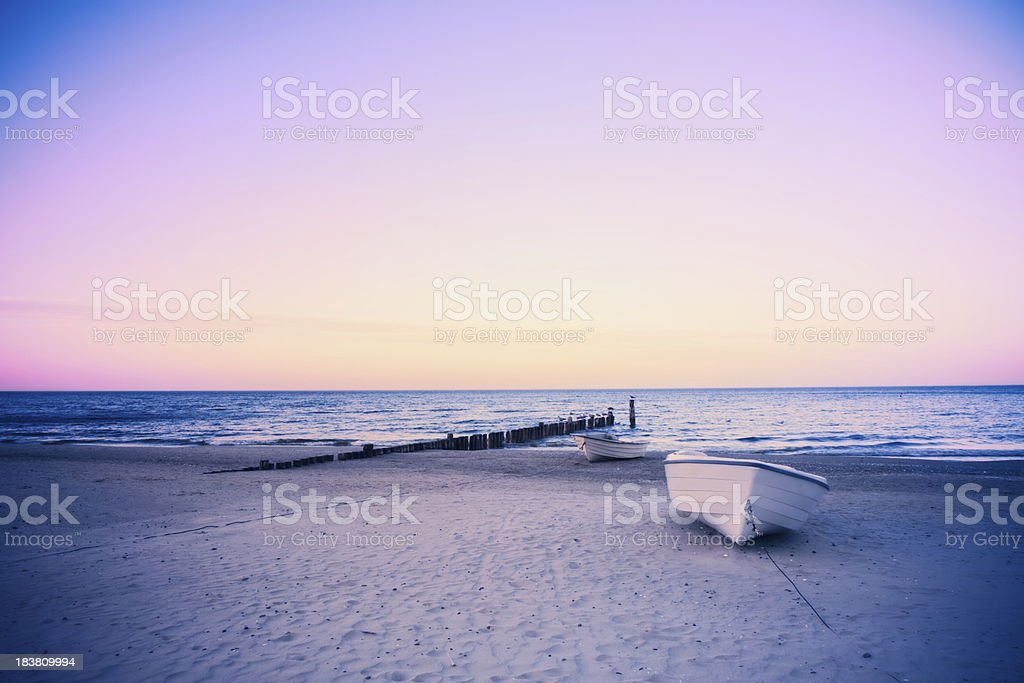 When the day is over royalty-free stock photo