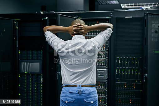802303672 istock photo When the network is nuked 842849488