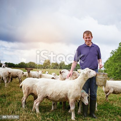 istock When they're nourished, they flourish 887311262