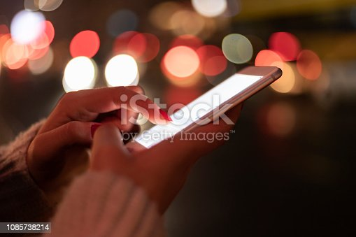 istock When your fingers know just what to say 1085738214