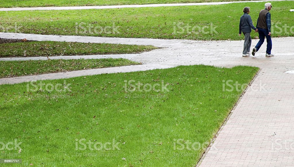 Where all Paths Come Together royalty-free stock photo