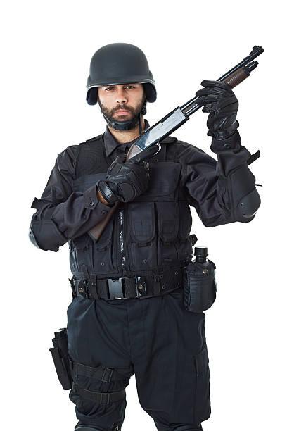 wo sind die terroristen vor? - kevlar weste stock-fotos und bilder