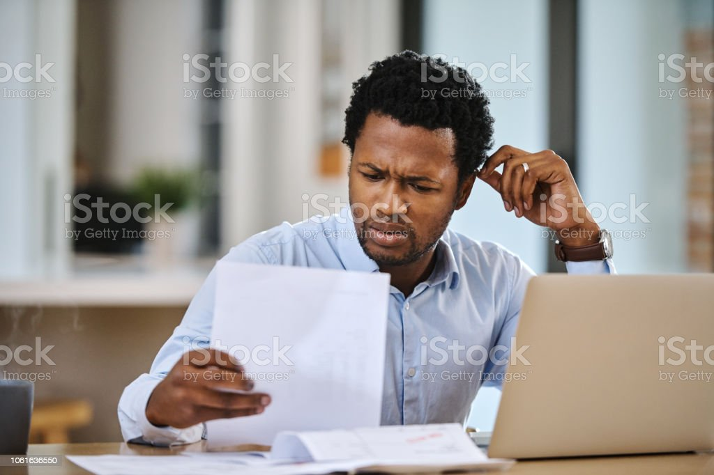 Where does this bill come from stock photo