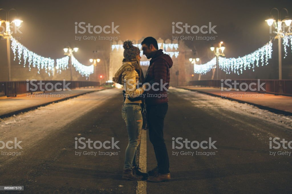 Where shall we go from here? stock photo