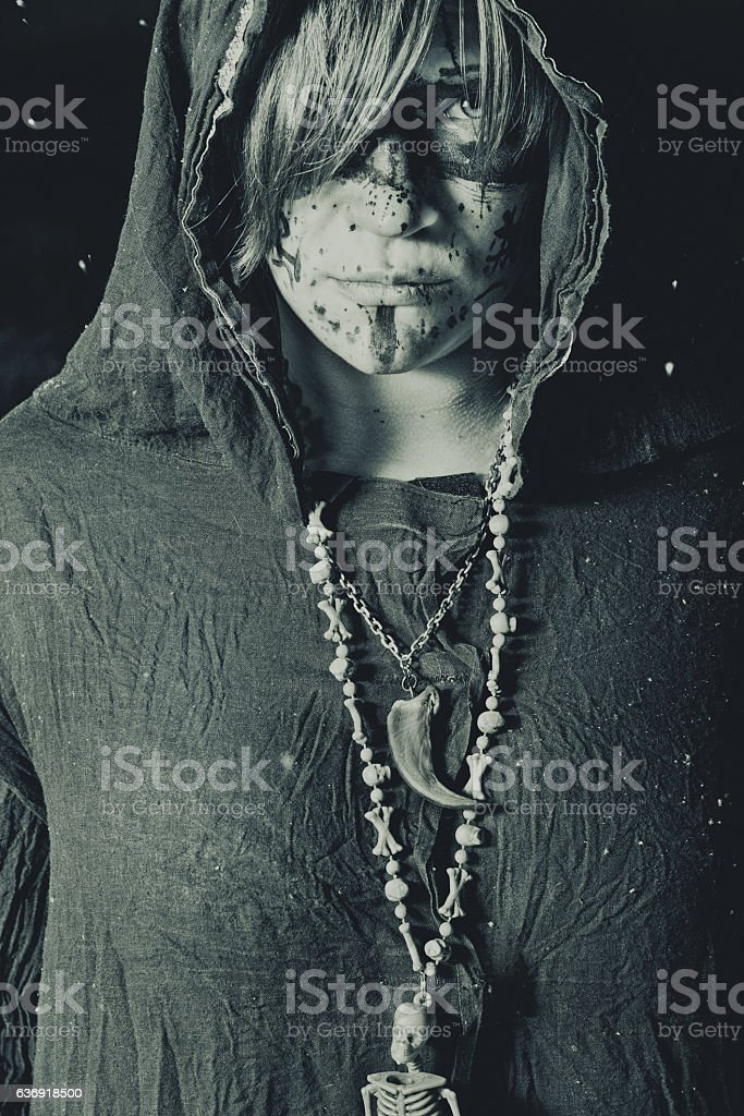 Where the Wild Shamans Are stock photo