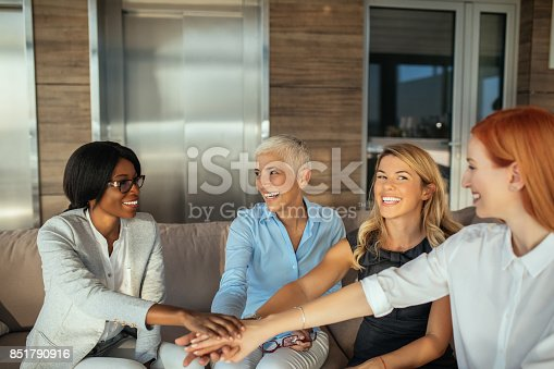 682363912istockphoto Where there is unity there is victory 851790916