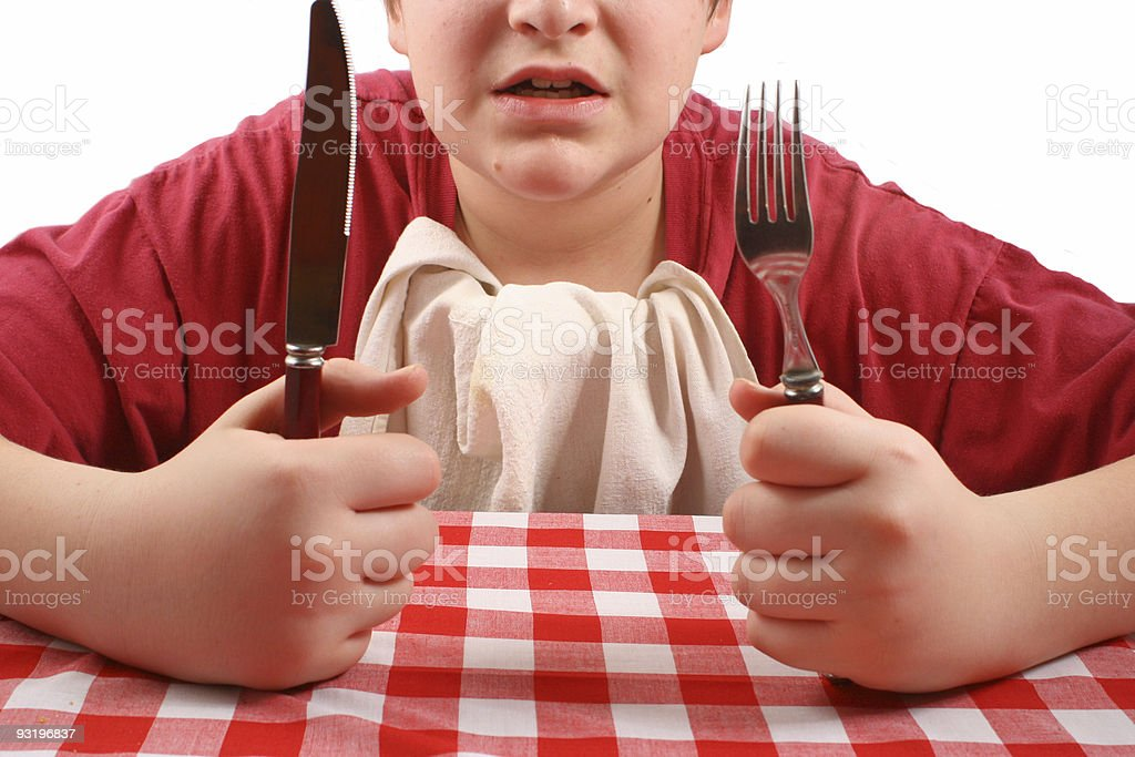 where's my dinner? royalty-free stock photo