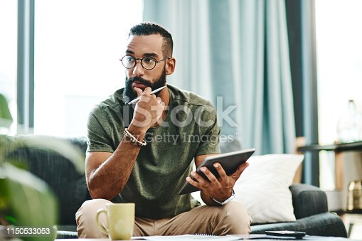 istock Where's the best place to invest my money? 1150533053