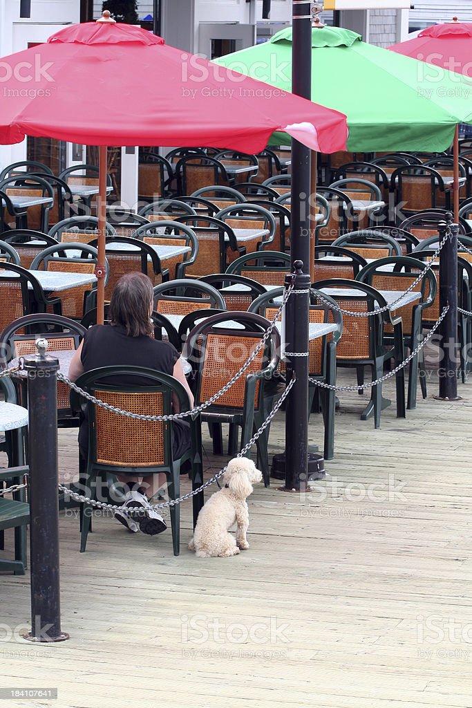Where's The Waiter? royalty-free stock photo