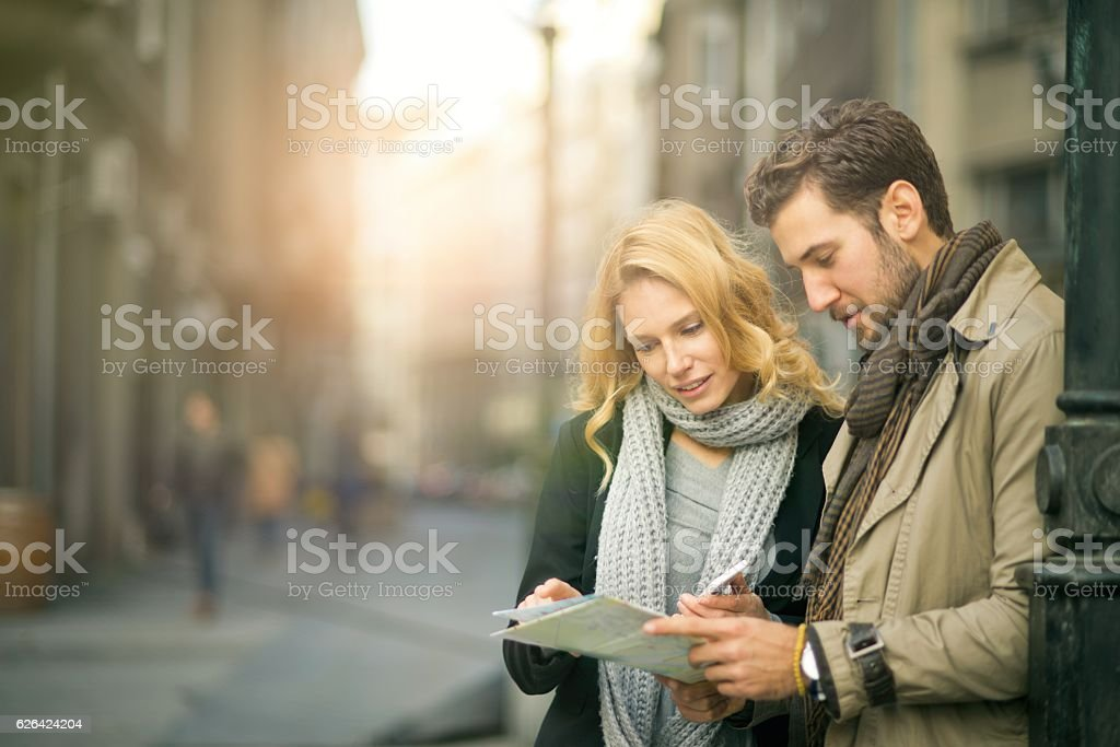 Wherever you go becomes a part of you somehow. stock photo