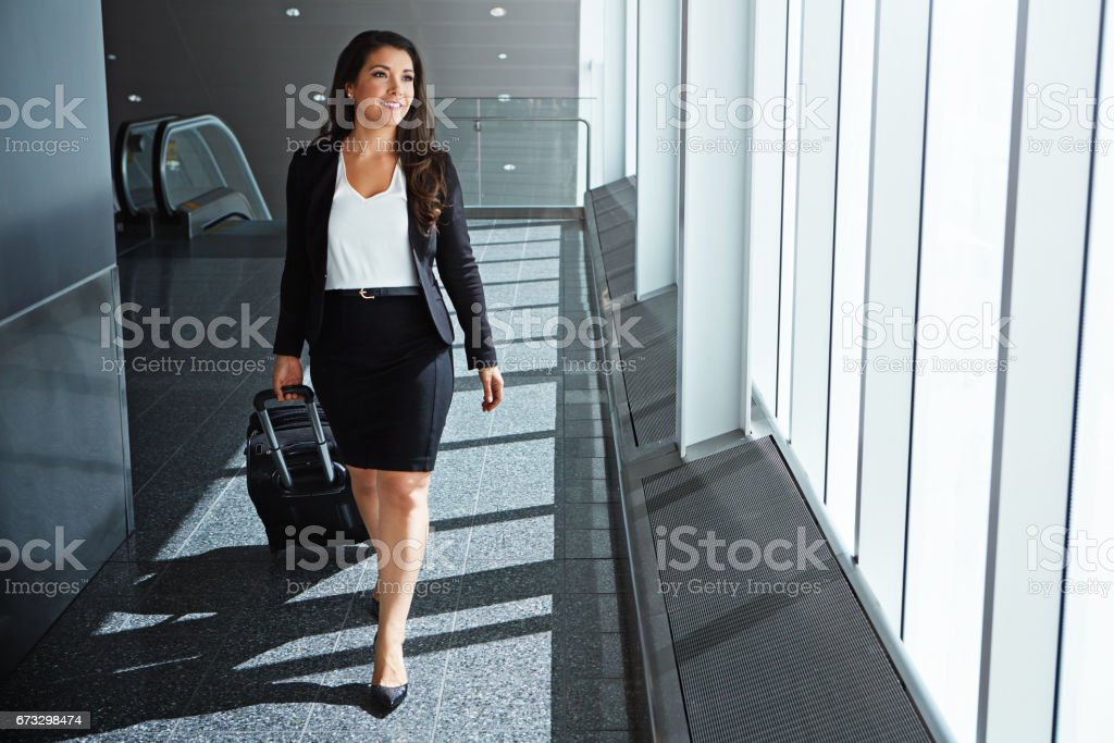 Wherever you go, go with confidence royalty-free stock photo