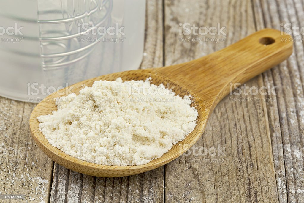 whey protein concentrate powder royalty-free stock photo