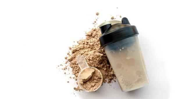 molkenprotein - nahrungsergänzungsmittel stock-fotos und bilder