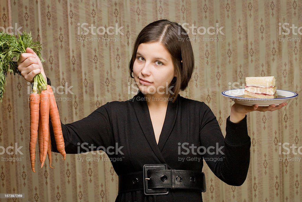 Which one? royalty-free stock photo