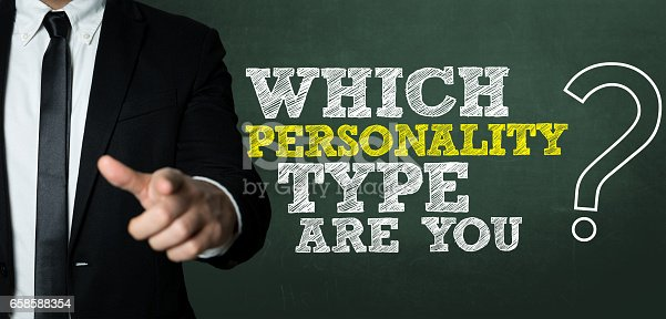 istock Which Personality Type Are You? 658588354