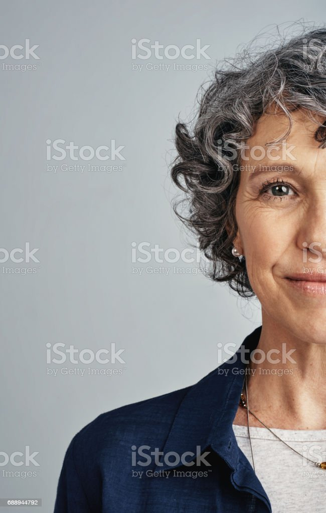 Which side are living on? stock photo