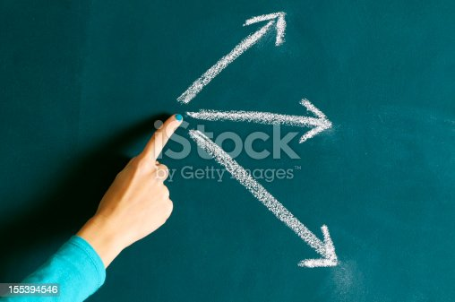 istock Which Way? 155394546