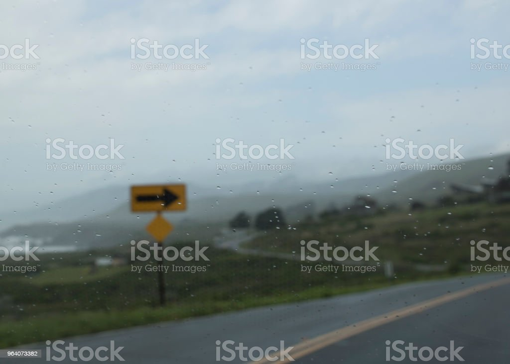 Which Way - Royalty-free California Stock Photo