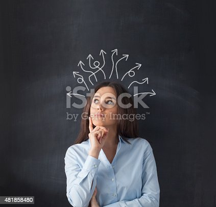 istock Which Way Should I Go 481858480