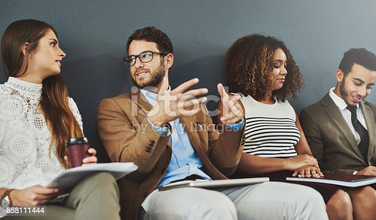 istock While we wait, let's have a chat 858111444