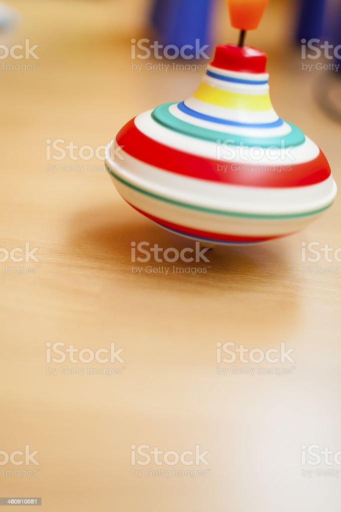 Whirligig stock photo