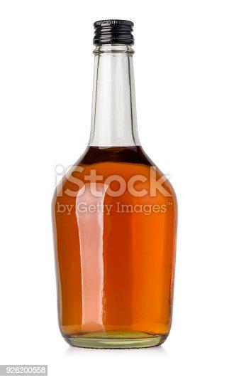 1073474208 istock photo whiskey bottle isolated 926200558