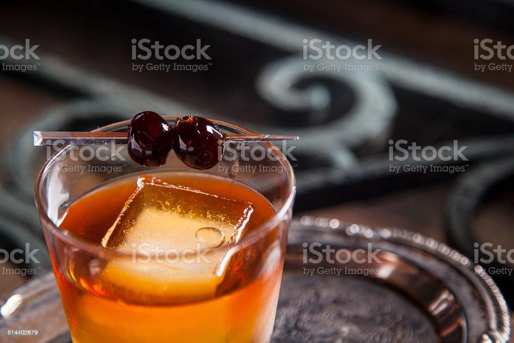cocktail au whisky - Photo