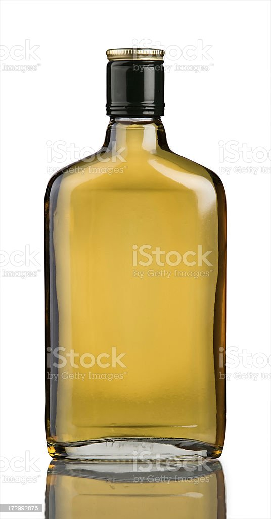 whiskey cut out royalty-free stock photo
