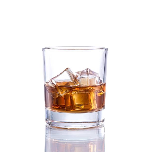 Whiskey old fashioned stock photo