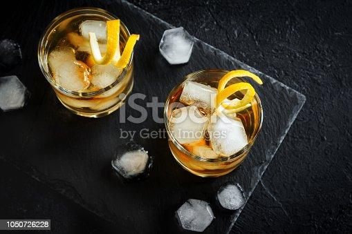 istock Whiskey or Rum 1050726228