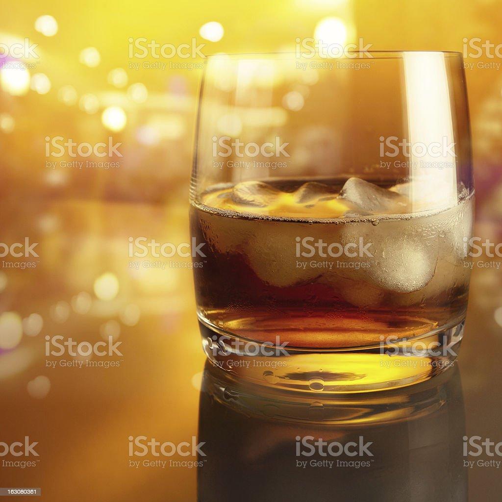 whiskey royalty-free stock photo