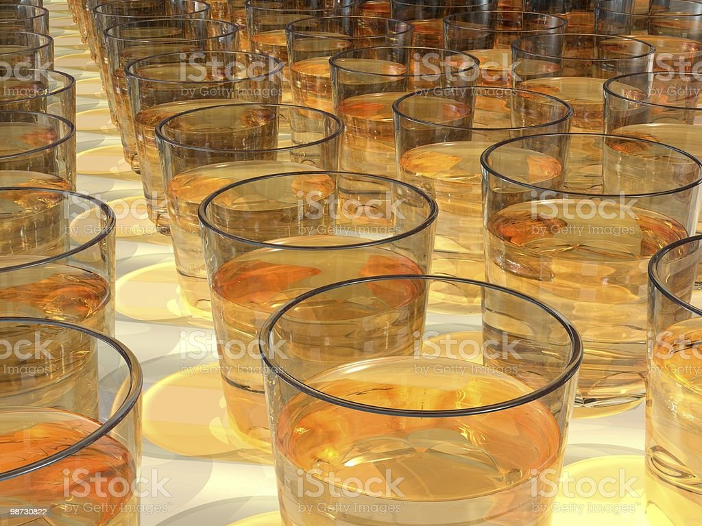 Whisky Galore royalty-free stock photo