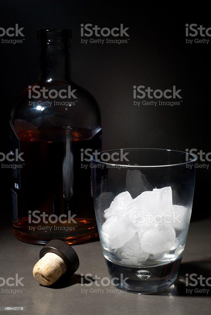 Whisky foto de stock libre de derechos