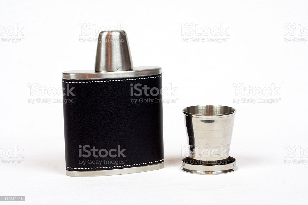 Whisky Time royalty-free stock photo