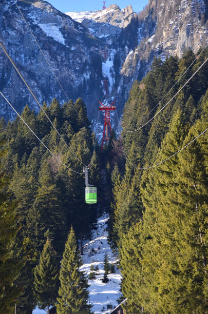 Whistler Ski Resort im winter – Foto
