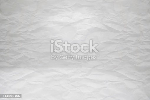 1040250650 istock photo White abstract defocused crumpled background 1144862337