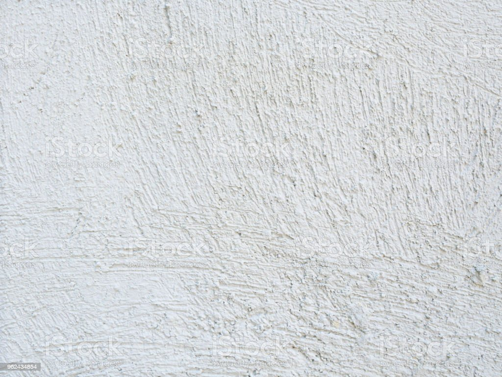 White Abstract Texture Wall Stock Photo - Download Image Now - iStock