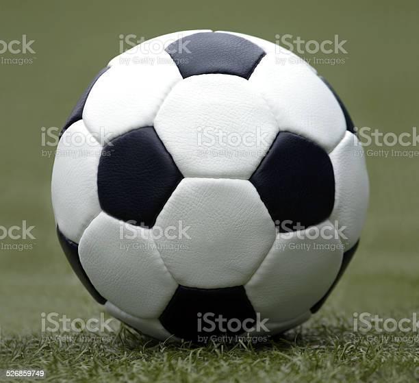 White and black ball for playing soccer closeup picture id526859749?b=1&k=6&m=526859749&s=612x612&h=epeo lxqmqqjgdjrtdsrkqko1l z9zakbt8gdnj3ok0=