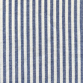 White and blue stripped tea towel cloth texture