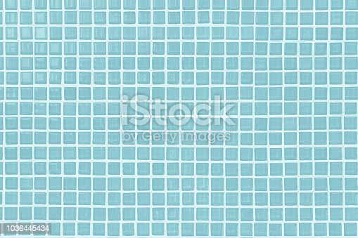 istock White and Blue the tile wall high resolution real photo or brick seamless and texture interior background. 1036445434