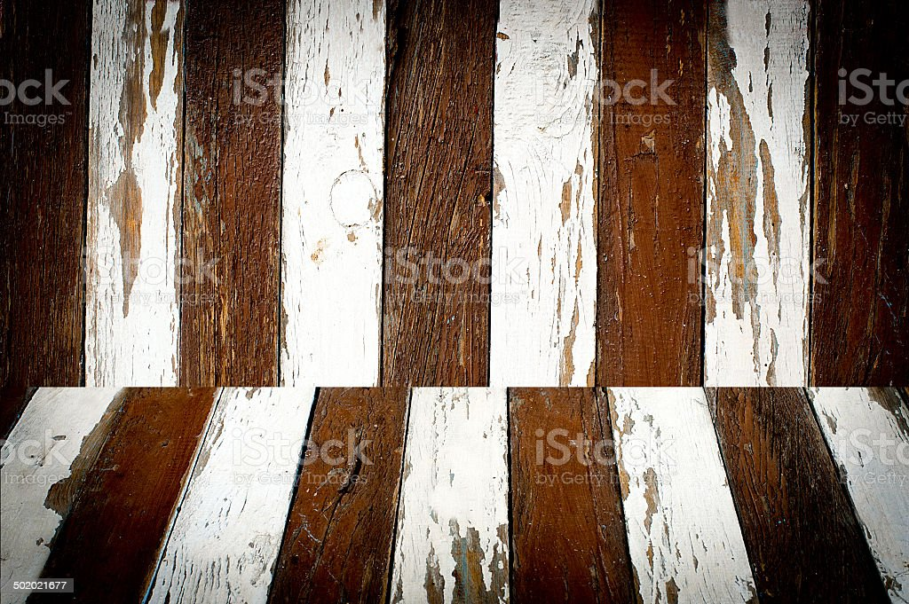 white and brown board stage royalty-free stock photo