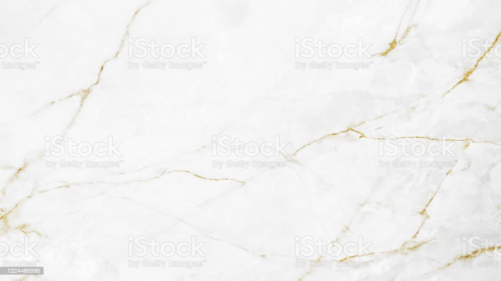 White And Gold Marble Luxury Wall Texture With Shine Golden Line Pattern Abstract Background Design For A Cover Book Or Wallpaper And Banner Website Stock Photo Download Image Now Istock