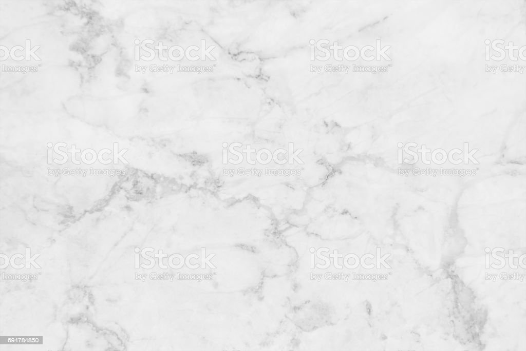 White and gray cloud marble texture stock photo