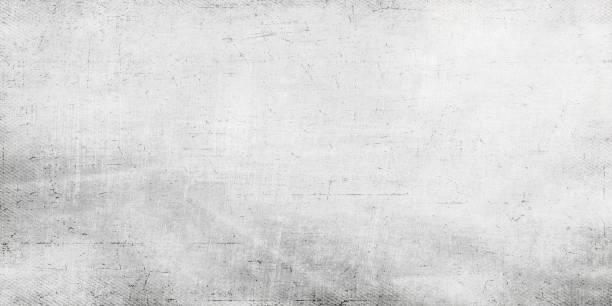 beyaz ve açık gri doku arka planı. - grunge görüntü tekniği stok fotoğraflar ve resimler