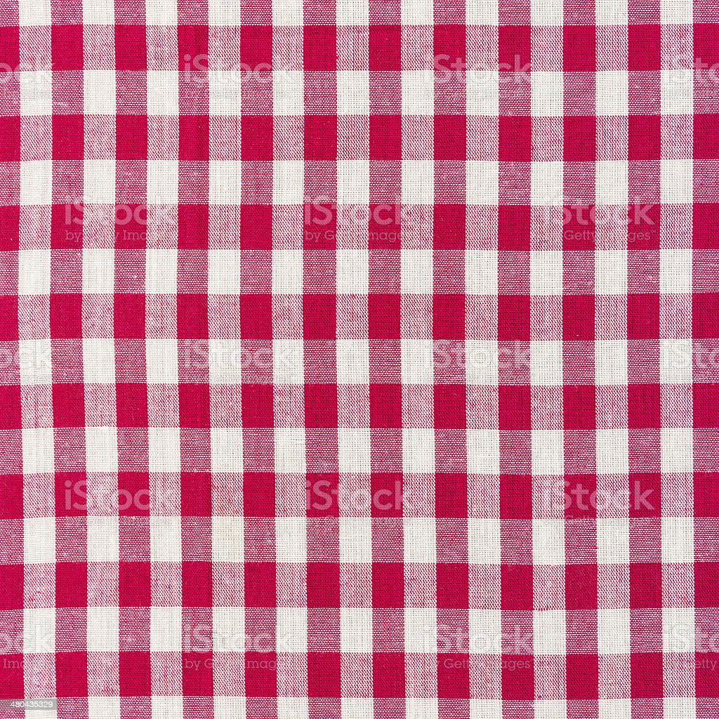 white and red checkered background close up royalty-free stock photo